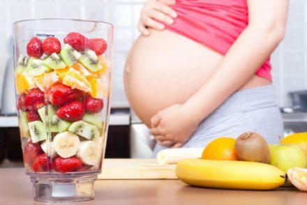 Hamile kadınların beslenme ve alışveriş listesi